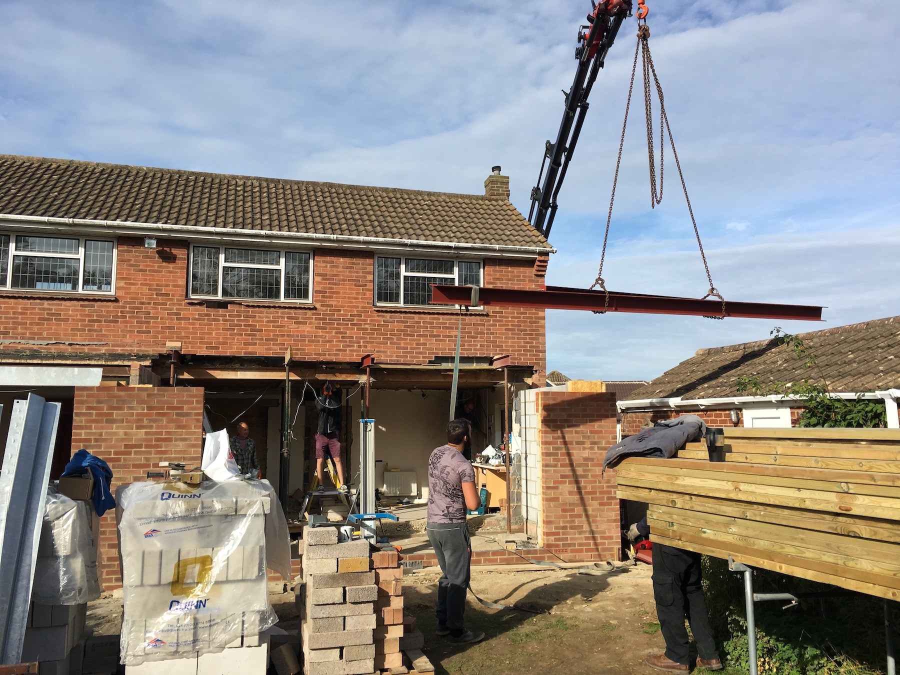 House Extensions Fareham